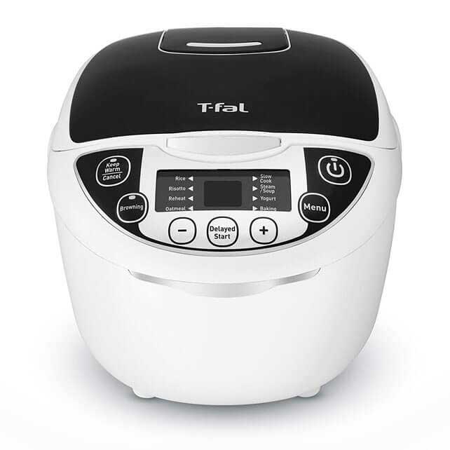 T-fal Smart 10-1 Multicooker